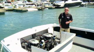 ALL ABOUT BOATS Twin Engine vs Single Engine