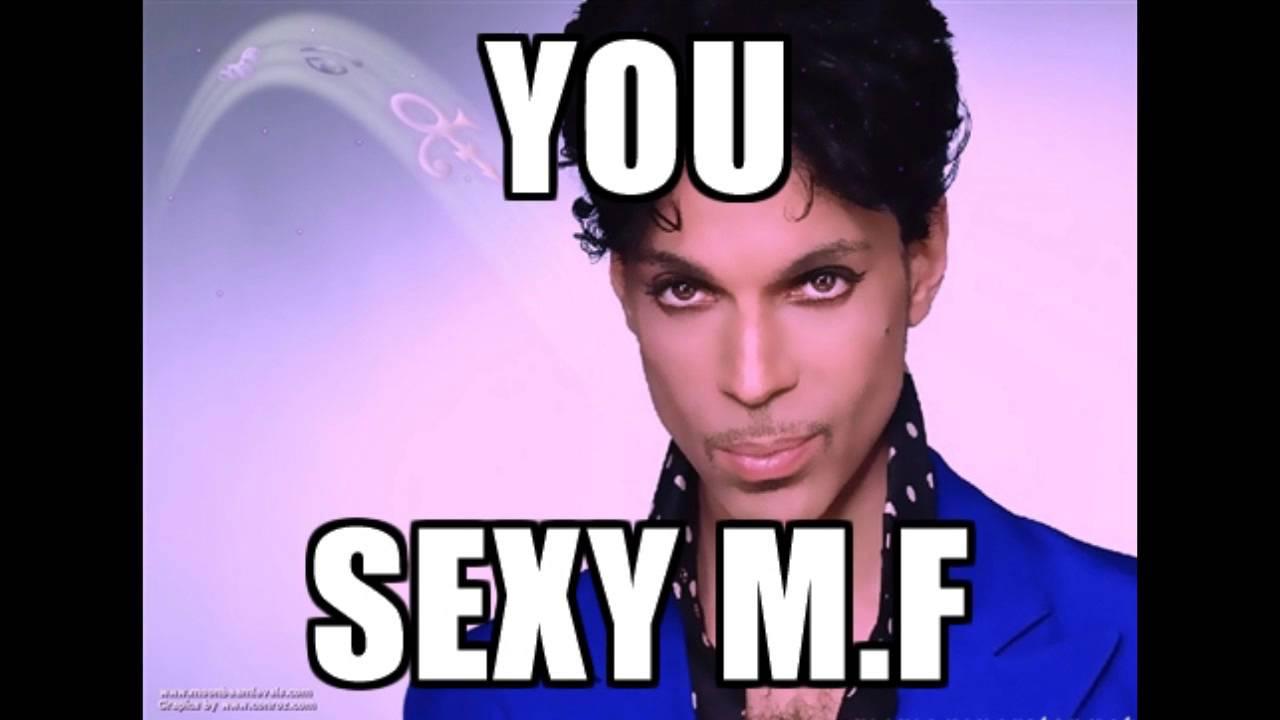 Sexy motherfucker