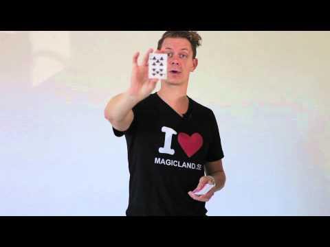 Tobbe Trollkarl - Lär dig Trolla med kort i Tobbes Trolleriskola