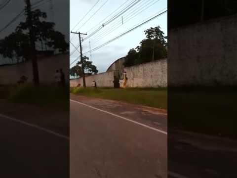 Acidente fatal no Outeiro Pará