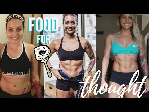 FOOD FOR THOUGHT: Tracking Macros To Reach Your Goals, Do You Need To Track Forever?