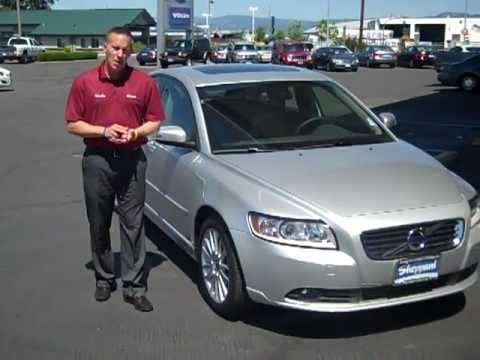 2012 Volvo S40 T5 At Sheppard Motors Youtube