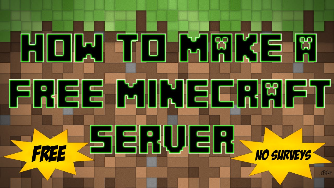 how to make minecraft server 1.10