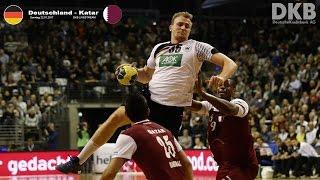 المنتخب القطري يقصي ألمانيا ويتأهل لربع نهائي مونديال العالم لليد.. فيديو وصور
