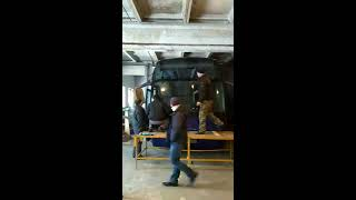 Scania atlas панорамное стекло на автобус Скания атлас(Установка панорамного стекла на автобус Скания атлас., 2017-01-27T09:35:46.000Z)