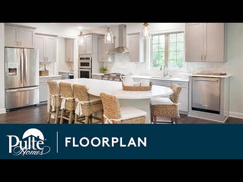 New Homes in SC | New Home Design | Ranch Home | Davis | Pulte Homes on