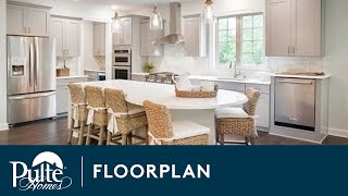 New Home Designs | Ranch Home | Martin Ray | Home Builder | Pulte Homes