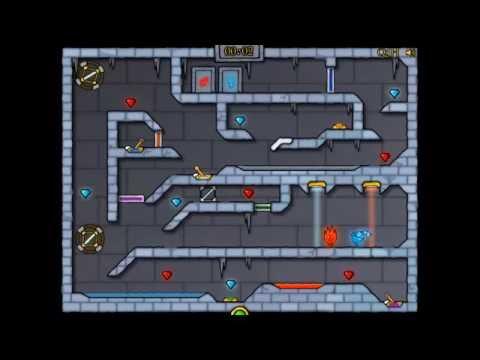 Игры Огонь и Вода онлайн