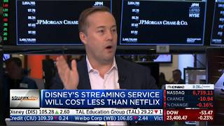 Jason Calacanis CNBC SquawkAlley NYC 11/10/17: Uber IPO?, Disney streaming will dominate