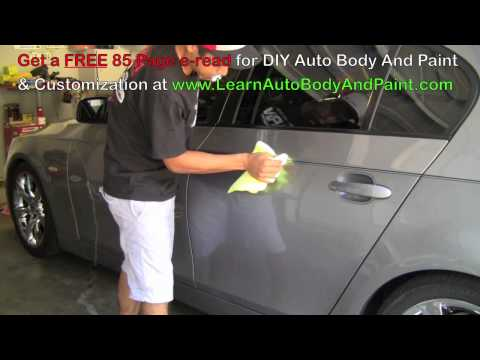 How To Pinstripe Learn To Pinstripe Your Car Simple Vinyl Pin Striping Techniques Youtube