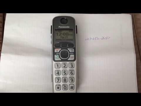 Bell Canada Call Screen Fail