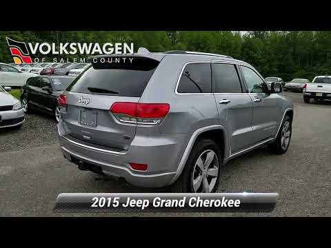 Used 2015 Jeep Grand Cherokee Overland, Monroeville, NJ 194060A