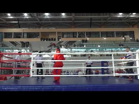 1 часть 1 ринг  СФО 2020  Универсальный бой