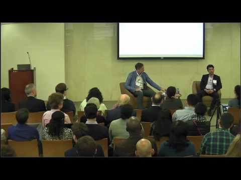"""Anindya Ghose Discusses New Book, """"Tap,"""" with Wharton School Prof. David Bell"""