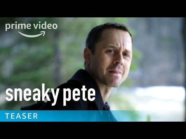 Crime Series Sneaky Pete Season 3 Trailer | Prime Video