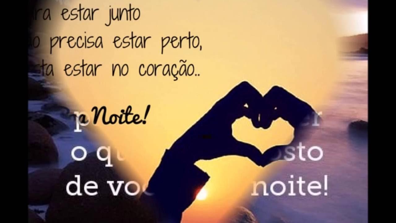 Boa Noite Meu Amor
