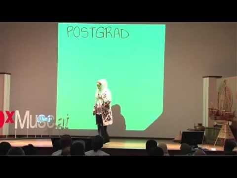 I don't fear failure: Sayyida Basma at TEDxMuscat 2013