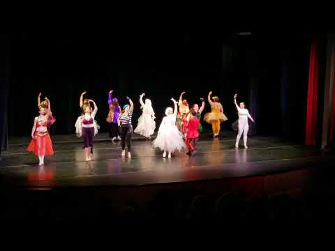 Greatest Show - Adult Ballet Spring 2018