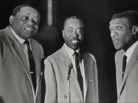 Golden Gate Quartet - Joshua fit the battle of Jericho (live in France, 1958)