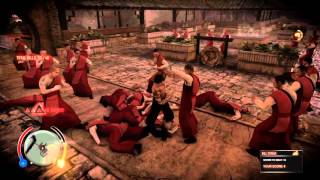 Sleeping Dogs: Definitive Edition | Shaolin Showdown