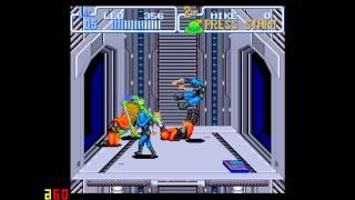 Teenage Mutant Ninja Turtles IV Pt1 - Turtles in Time.