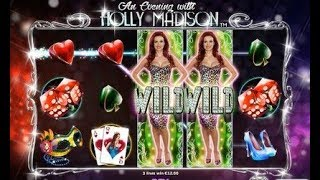 Machine à sous: An Evening With Holly Madison, soit une soirée avec Holly Madisson