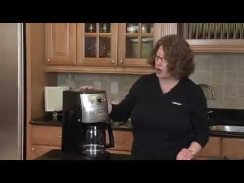 Cuisinart DGB 625BC Grind and Brew Coffeemaker Reviews