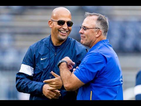 'The Pitt Special' Pitt Football Head Coach Pat Narduzzi Describes Game-Tying Play