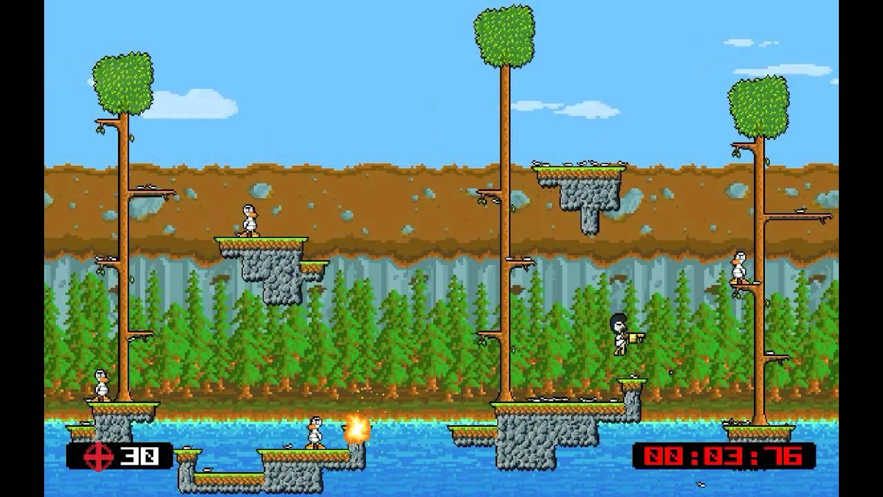 Duck Training Game