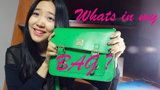 Что в сумке у корейской студентки? 2016