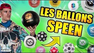 QUEL BALLON SPEEN CHOISIR - TOUS LES BALLONS DE WASS FREESTYLE !