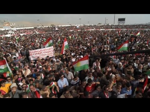 Kurdistan: An independent nation taking shape?