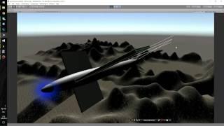 [Unity3d] Простая физика самолёта в Unity3D