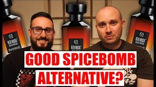 The Body Shop Red Musk Cologne / Fragrance Review
