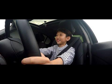 BMW First Drive  I  세계 최연소 BMW 드라이버 탄생