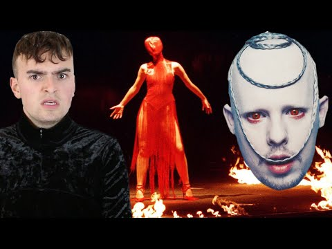 ALEXANDER MCQUEEN DID WHAT TO MODELS?!? (explaining one of the creepiest fashion shows ever)