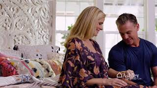 Jessica Anderson's Commercial Spots for Ashley Furniture