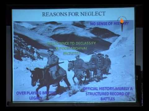 'The Neglect of Modern Indian Military History and its Impact on our Strategic Culture'