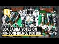 After Exhaustive Debate, Lok Sabha Votes on No-Confidence Motion