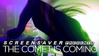 THE COMET IS COMING : Through the Asteroid Belt : Screensaver Live