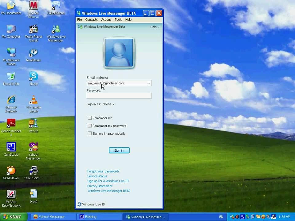 Download Windows Live Messenger
