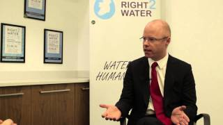 Right2Water interview Stephen Donnelly TD