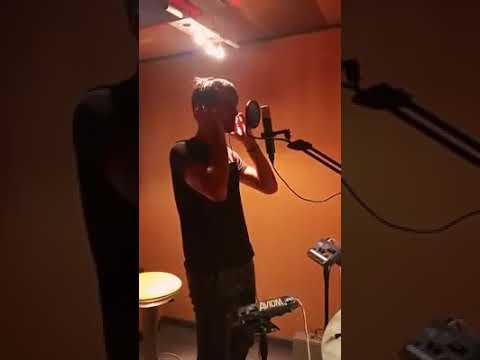 Matteo Bocelli - 'Fall On Me' Vocal Recordings..
