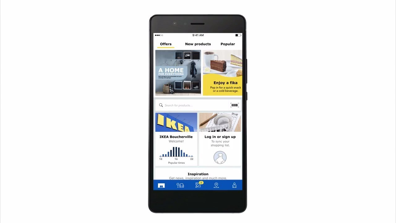 IKEA mobile apps | Customer services - IKEA