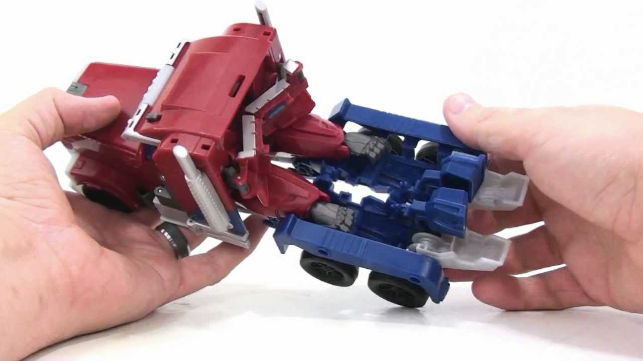 video review of the transformers prime rid weaponizer optimus rh youtube com Transformers Instruction Manual Transformers Generations
