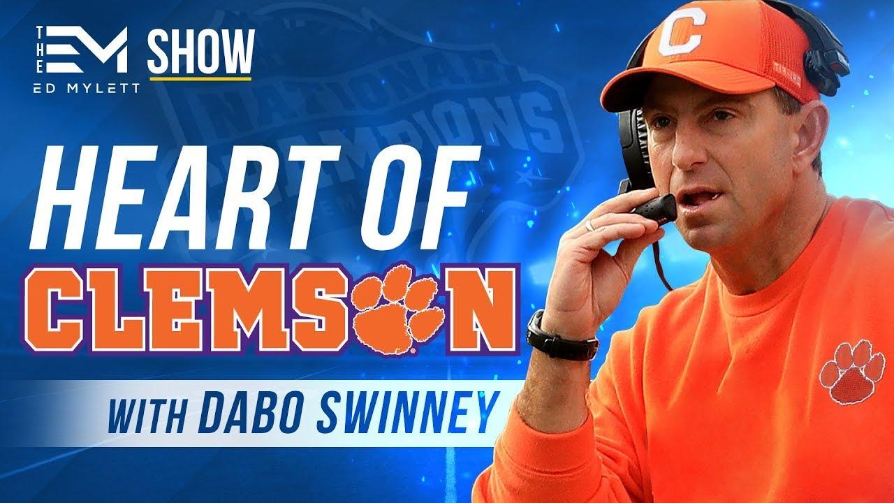 Clemson football: Dabo Swinney gives honest assessment of D.J. ...
