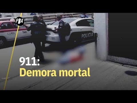 El 911 en CDMX: lento e ineficiente