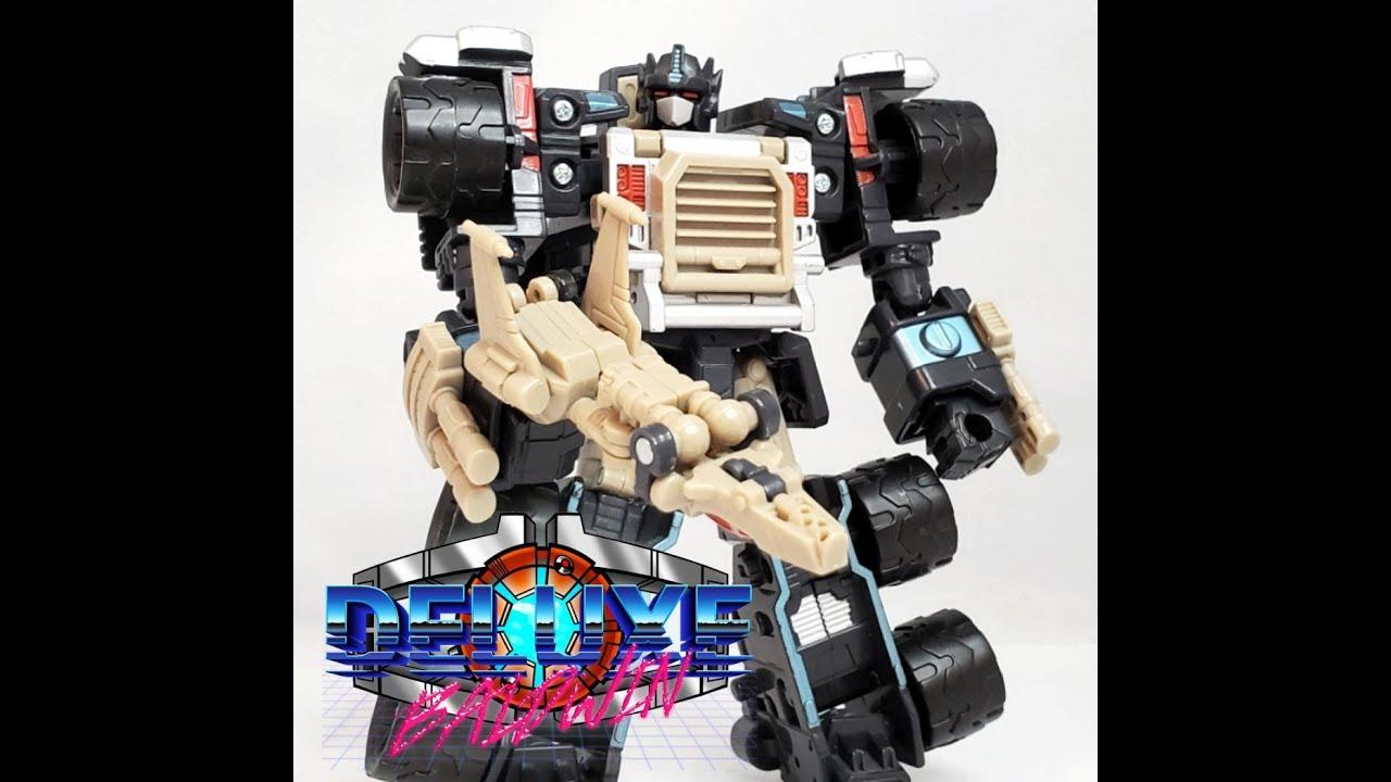 Review of Armada Nemesis Prime by Deluxe Baldwin