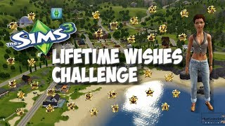 Stream Series - The Sims 3 Lifetime Wishes Challenge #98