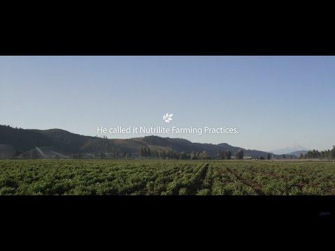 Organic Farming – Nutrilite Farming Practices | Amway